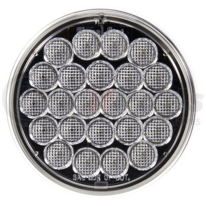 4060C by TRUCK-LITE - Clear Lamp, 24 LED