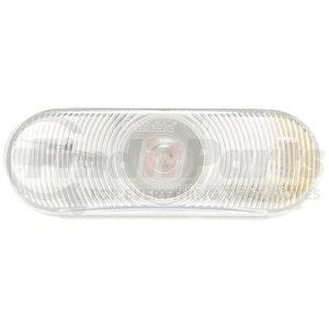 60204C3 by TRUCK-LITE - 60 Series, Incandescent, Clear Oval, 1 Bulb, Back-Up Light, PL-2, 12V, Bulk