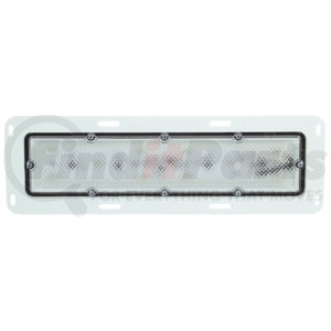 80251C by TRUCK-LITE - Clear Lamp, 10 LED
