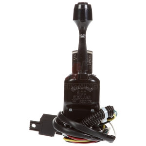 905 by TRUCK-LITE - Turn Signal Switch, Black Polycarbonate