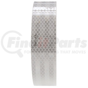 98126 by TRUCK-LITE - White Reflective Tape, 2 in. x 150 ft., Roll