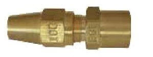 A66-6-4 by POWER PRODUCTS - Air Brake Female Adapter 3/8 X 1/4