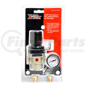 15-813 by GROUP 31 XTRA SEAL  - Regulator Compact 3/8in NPT w/Gauge