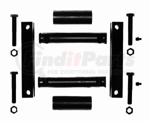 PB104 by TRIANGLE SUSPENSION SYSTEMS CO. - Peterbilt Shackle Kit