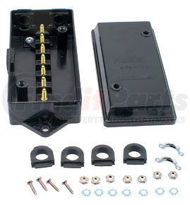 BE22040 by HALDEX - 7-Terminal Style Junction Box