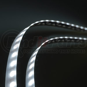 L12510801 by GROTE - XTL LED Technology, White LED Light Strip, 22.67 in | 576 mm