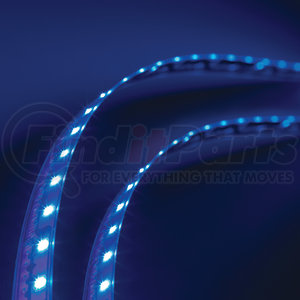 L12510805 by GROTE - XTL LED Light Strip, Blue, 22.67 in | 576 mm