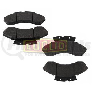 ED267 by EUCLID - HYDRAULIC BRAKE - DISC PAD SET