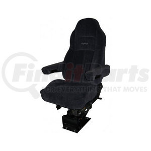 188900KW11 by SEATS INC - SEAT LEGACY SILVER HB 2W AIR LUM BLK MIC