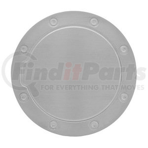 SDG-103 by PILOT - Bully - Stainless Steel Gas Door Cover 07-13 GM TAHOE/YUKON