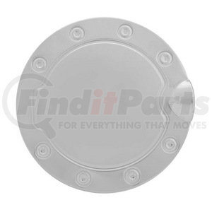 SDG-201 by PILOT - Bully - Stainless Steel Gas Door Cover 97-03 FORD F-150