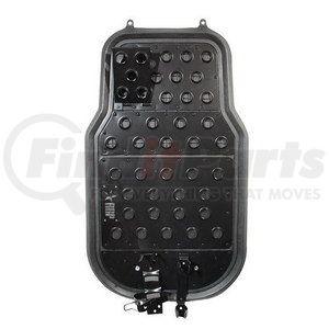 RBP-101 by PILOT - RBP Black Powder Coat Floor Mat