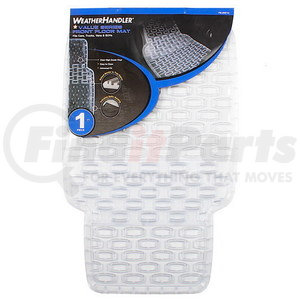 FM-JD071C by PILOT - 1 pc. All Weather Front Rubber