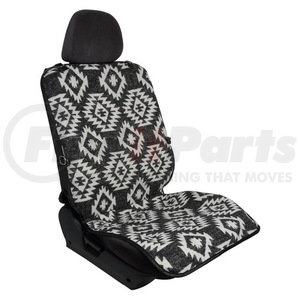 SC-569 by PILOT - Seat Vest Wool Black and Gray 1pc