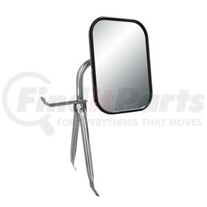 MI-017 by PILOT - Universal Low Mount Truck and Van Mirror