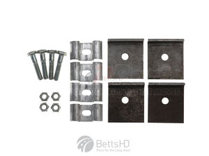 GGH100 by BETTS SPRING - Galvanized Carbon Steel Replacement Hardware for Safety Deck Plates