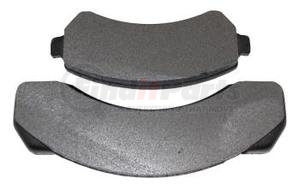 SD184 by FEDERAL MOGUL-ABEX - MD - Disc Pads