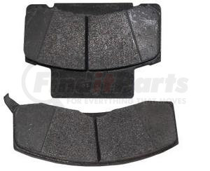 SD459 by FEDERAL MOGUL-ABEX - MD - Disc Pads