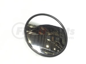 604976 by RETRAC MIRROR - 7 1/2in. Round Mir Head, Ctr Mt Convex, Polished Sst