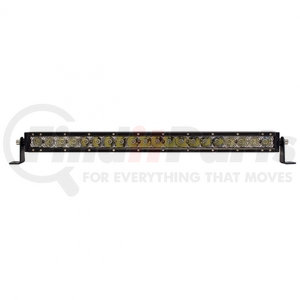 """36614 by UNITED PACIFIC - 20 High Power Cree LED Single Row 20 1/2"""" Light Bar"""