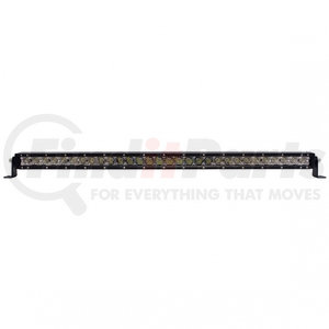 """36615 by UNITED PACIFIC - 30 High Power Cree LED Single Row 30 1/4"""" Light Bar"""
