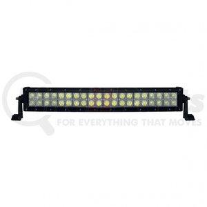 "36642 by UNITED PACIFIC - 40 High Power LED Dual Row 24"" Flood/Spot Light Bar"