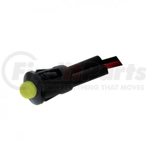 36519B by UNITED PACIFIC - 1 LED Snap- In Indicator Light - Green