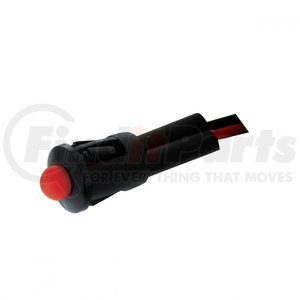 36520B by UNITED PACIFIC - 1 LED Snap- In Indicator Light - Red