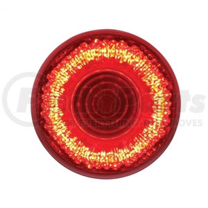"36525 by UNITED PACIFIC - 9 LED 2"" Mirage Clearance/Marker Light - Red Led/Red Lens"