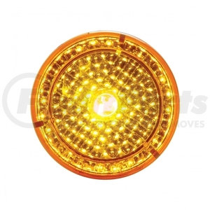 """33501 by UNITED PACIFIC - 2"""" Crystal Clearance/Marker Light - Amber Lens"""