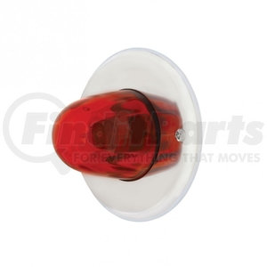 20490 by UNITED PACIFIC - Watermelon Small Glass Light Kit - Amber