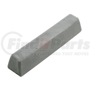 90018 by UNITED PACIFIC - Gray Buffing Rouge Bar, 2.3 Lbs Bar
