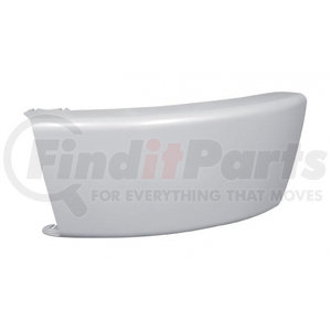 "21679 by UNITED PACIFIC - 29.92"" Freightliner M2 (106) Center Bumper End - Driver - Painted"
