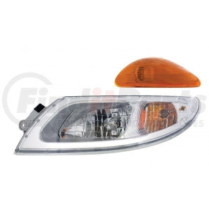 31276 by UNITED PACIFIC - 2003+ International Durastar Headlight w/ Turn Signal - Driver