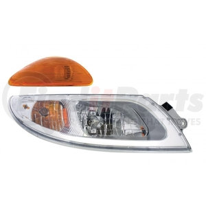 31277 by UNITED PACIFIC - 2003+ International Durastar Headlight w/ Turn Signal - Passenger