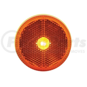 """31055AK by UNITED PACIFIC - 2.5"""" Reflectorized Clearance/Marker Light Kit - Amber Lens"""