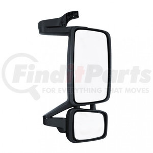 41682 by UNITED PACIFIC - Volvo Black Mirror Assembly (Passenger) - Non Heated