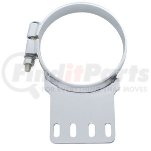 """10288 by UNITED PACIFIC - 5"""" Kenworth Chrome Exhaust Clamp"""