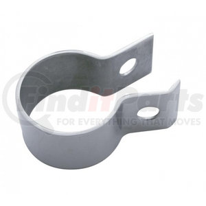10635 by UNITED PACIFIC - Chrome Quarter Fender Clamp