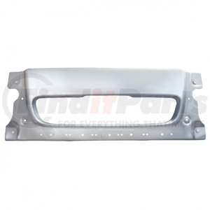 21173 by UNITED PACIFIC - Chrome Center Bumper For 2005-10 Freightliner Century