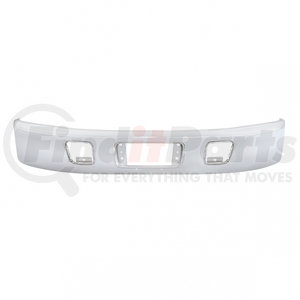 21471 by UNITED PACIFIC - 2005+ Hino 238/258/268/338 Bumper - Chrome
