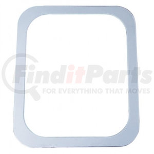 21720 by UNITED PACIFIC - Kenworth Stainless Lower Sleeper Window Trim