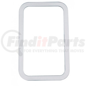 21724 by UNITED PACIFIC - Freightliner Stainless Lower Sleeper Window Trim