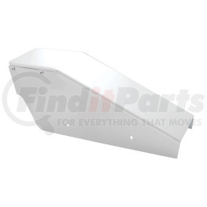 21708 by UNITED PACIFIC - Freightliner Stainless Lower Steering Column Cover