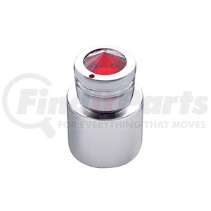 21790 by UNITED PACIFIC - C.B. On/Off/Volume/Squelch Knob - Red Diamond