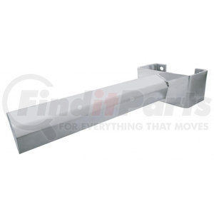 10852 by UNITED PACIFIC - Stainless Lo-Air Quarter Fender Bracket - Driver