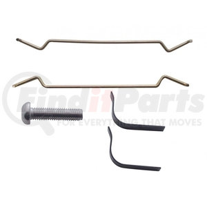 30436 by UNITED PACIFIC - Headlight Clip Set