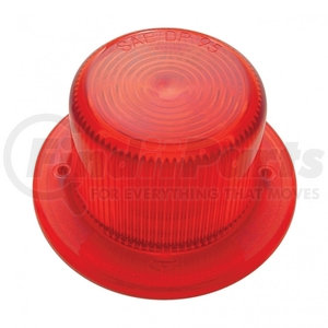 30089 by UNITED PACIFIC - Tanker Honda Light Lens - Red