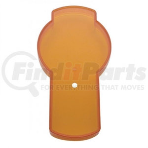 38885-2 by UNITED PACIFIC - Kenworth Emblem Lens - Amber