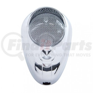 41202B by UNITED PACIFIC - Signature C.B. Microphone Cover - Indented